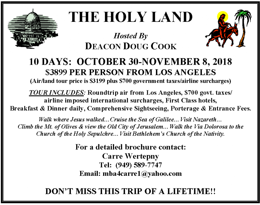 Wertepny-Cook - Holy Land Bulletin